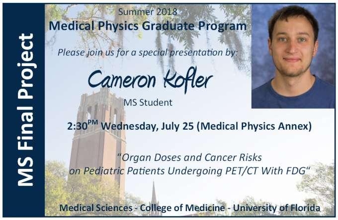 Cameron Kofler Final Project Announcement
