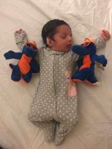 Zahra Razi's New Baby