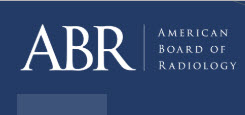 American Board of Radiology Logo