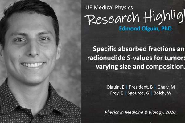 Research Highlight - Dr Edmond Olguin