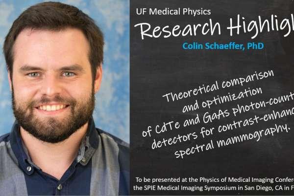 Colin Schaeffer, PhD Student