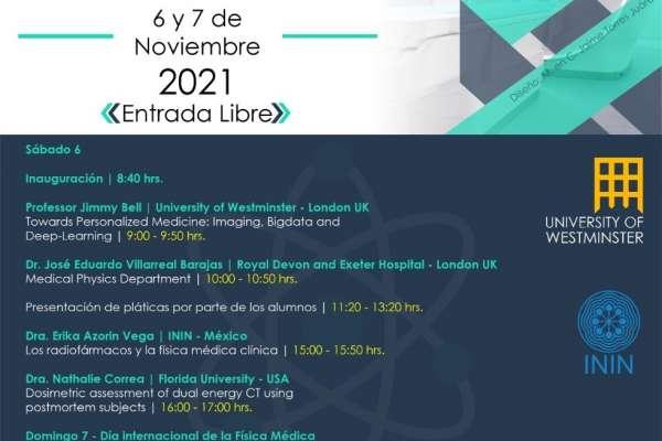 UF/UAM 3rd Annual Medical Physics Course & Symposium