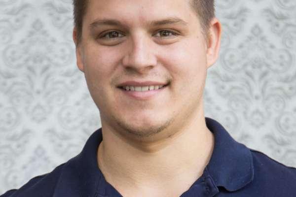Sean Domal; Student