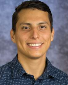 Edmond Olguin; Student