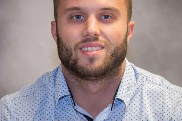 Brandon Terracino; Student