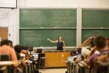 UF Campus Scene, Classroom
