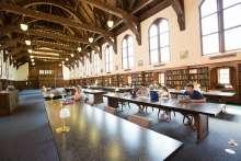 UF Campus Scene, Library