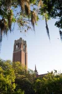 UF Campus Scene, Century Tower
