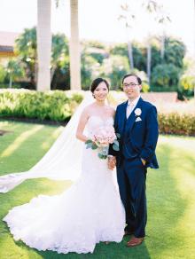 Michael Shang and Lan La