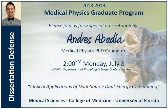PhD Defense Announcement