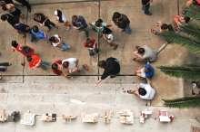 UF Campus Scene