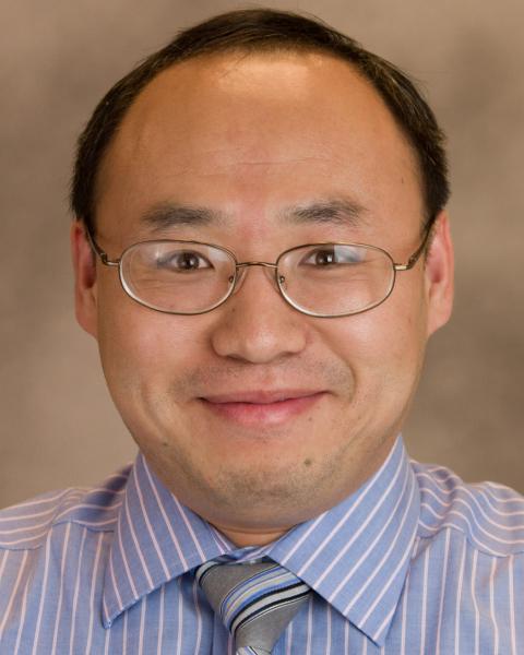 Weiyuan Wang, PhD; DIMPR Resident