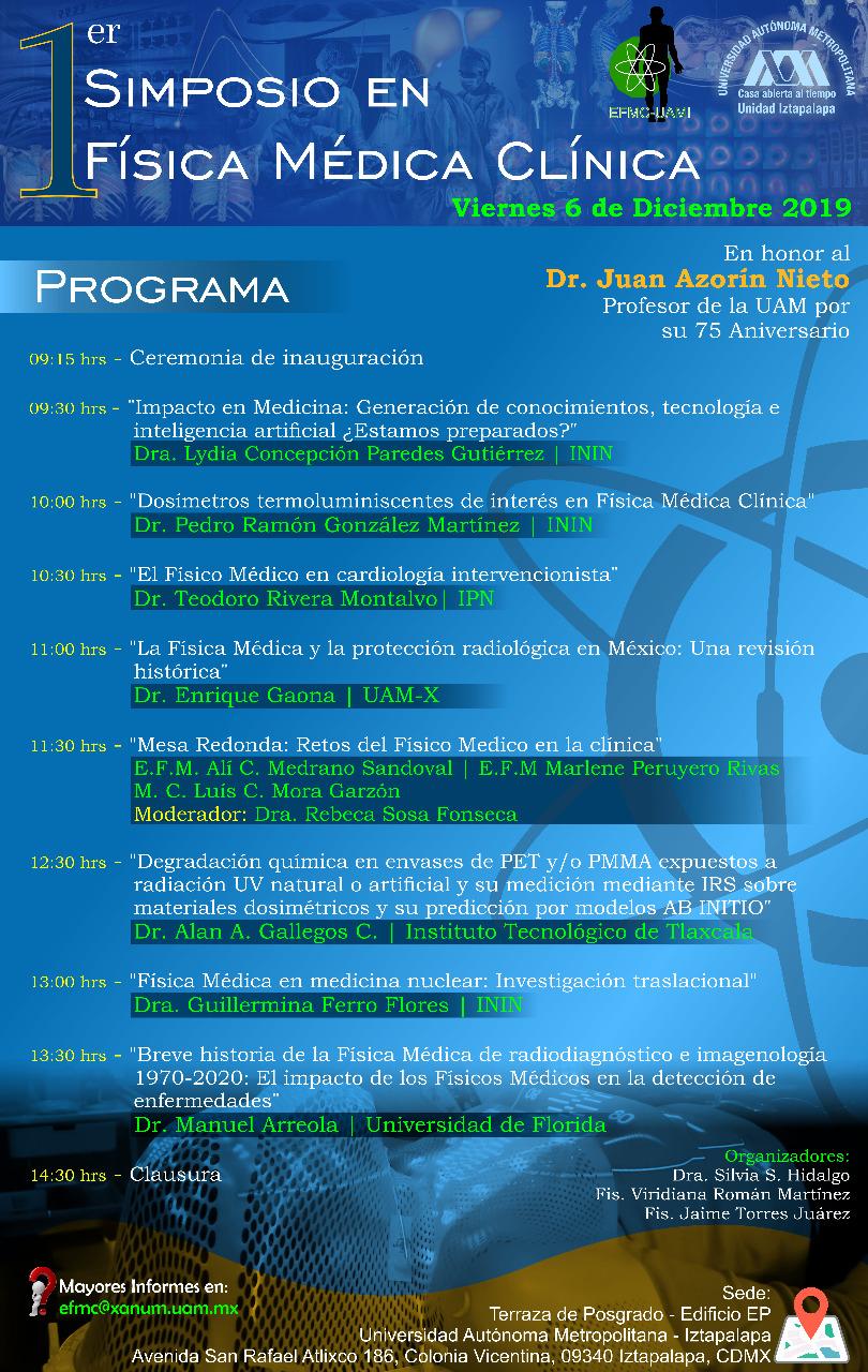 2020 Metropolitan Autonomous University Symposium
