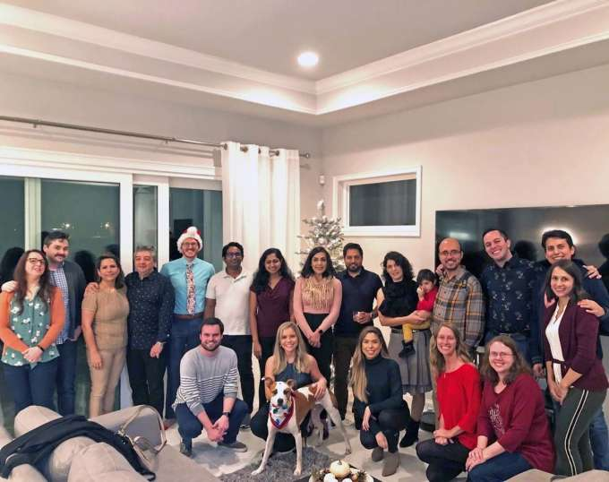 2019 Physics Division Holiday Party