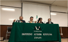 1st Symposium on Clinical Medical Physics at the Universidad Autonoma Metropolitan in Mexico City, Mexico