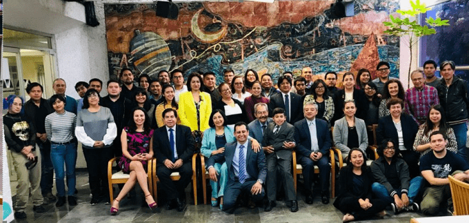 1st Symposium on Clinical Medical Physics at the Universidad Autonoma Metropolitan in Mexico City, Mexico