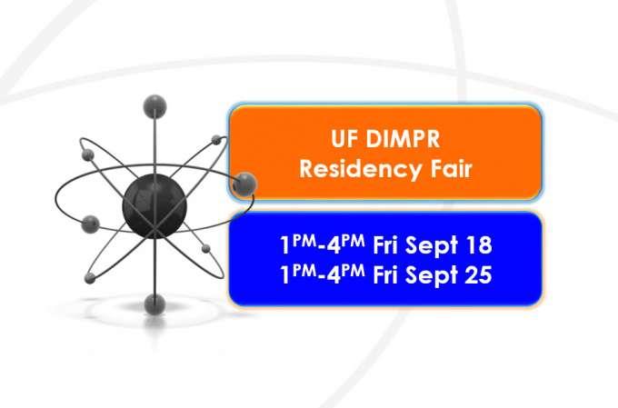 UF DIMPR Residency Fair