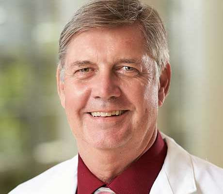 UF Medical Physics Advisory Board Member Dave Hintenlang