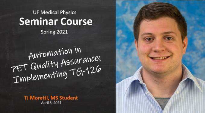 Seminar Course Presentation - TJ Moretti