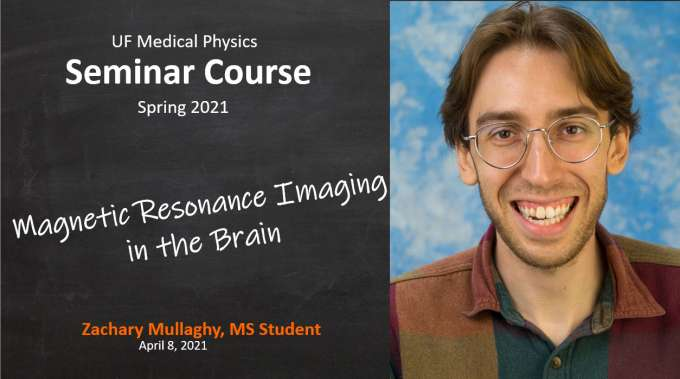 Seminar Course Presentation - Zachary Mullaghy