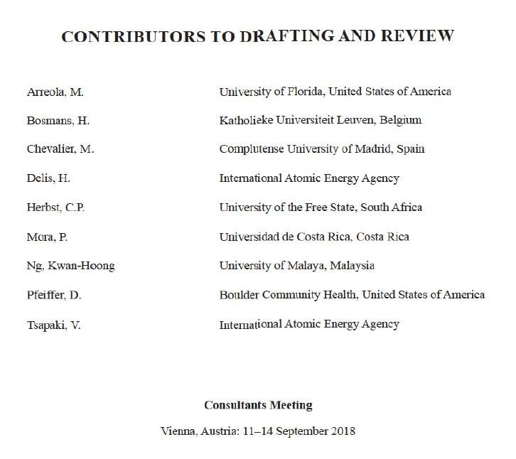 IAEA Publication