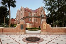 UF Stock Photo, Campus Scenes