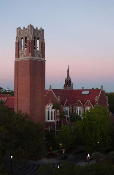 UF Stock Photo, Century Tower